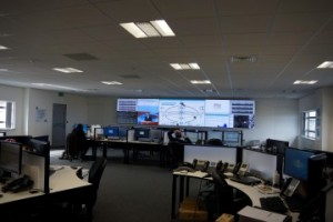 Datacentre network operations centre